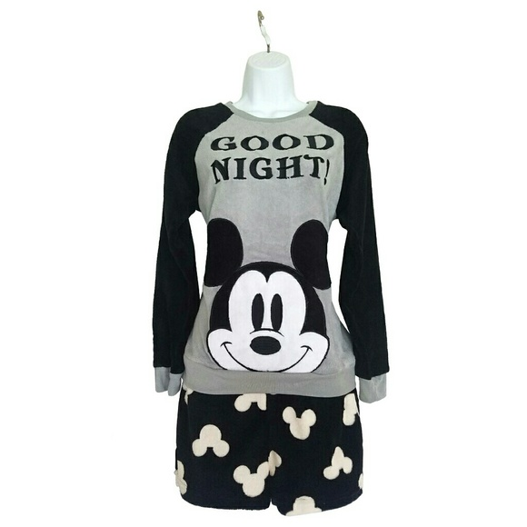Forever 21 Other - Forever 21 Disney Good Night Mickey Sleepwear